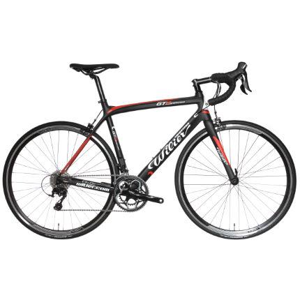 Wilier GTR 105 2017 Road-Bike Road Bikes Black Red 2017