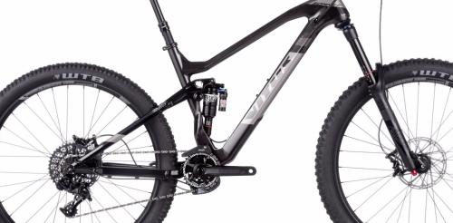Vitus Bikes Sommet CR FS Bike - Carbon Sram X1 1x11 2017