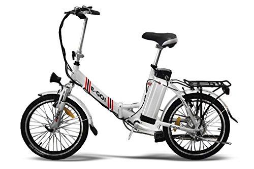 The E-Go Folding Bike