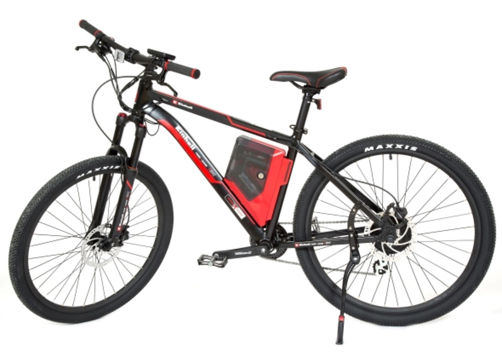Einhell Power X-Change E-bike