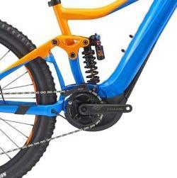E-Bike mid drive motor