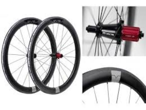 Level 56RB Elite Carbon Clincher Wheelset