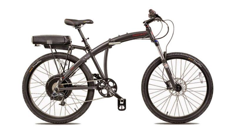 Prodecotech Phantom X2 - urban electric bike