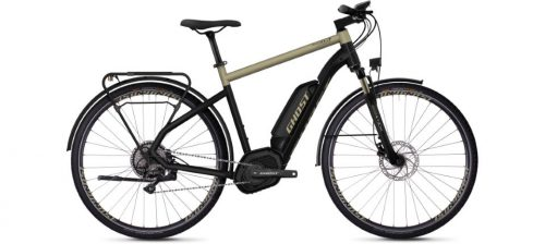 Ghost Hybride Square trail E-Bike