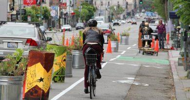 cycle lanes