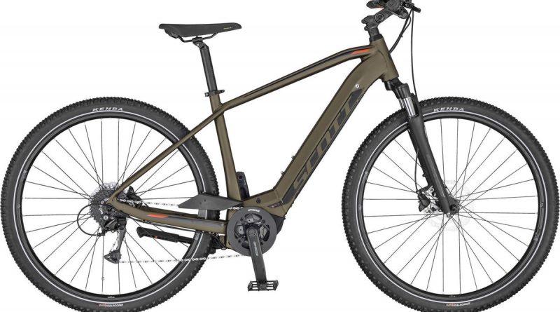 win a scott electric bike