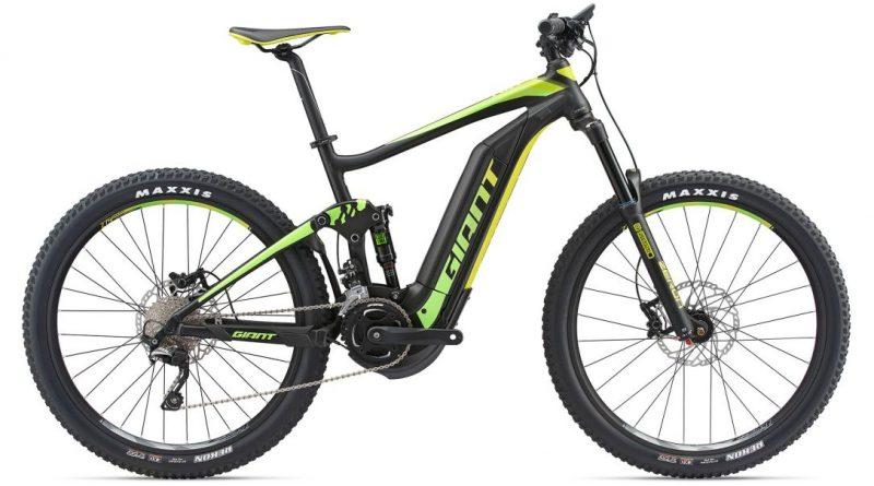Giant Full-E+2 Electric Mountain Bike 2018 e-MTB