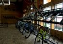 empty bike shops