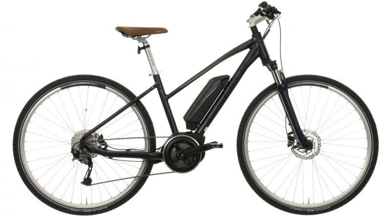 Carrera Crossfuse Womens Electric Hybrid Bike 2020