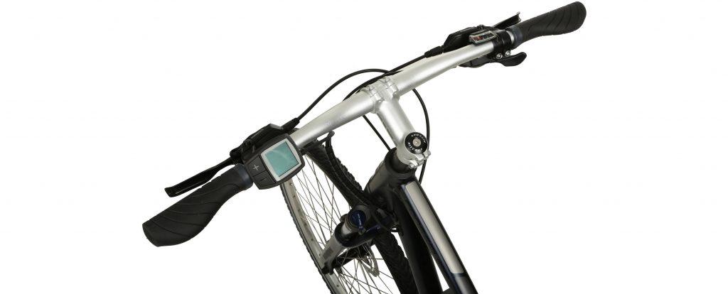 Carrera Crossfuse Womens Electric Hybrid Bike 2020 - Control unit