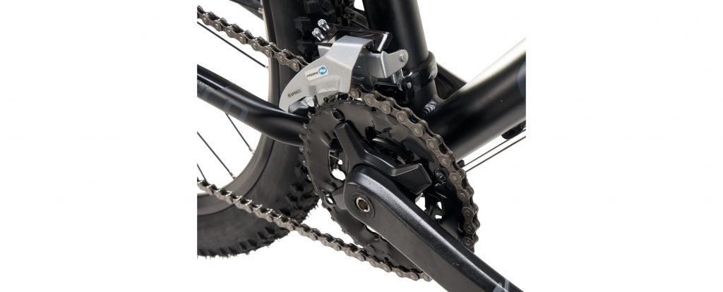 Carrera Vengeance Mens Mountain Bike 2020 Chainset