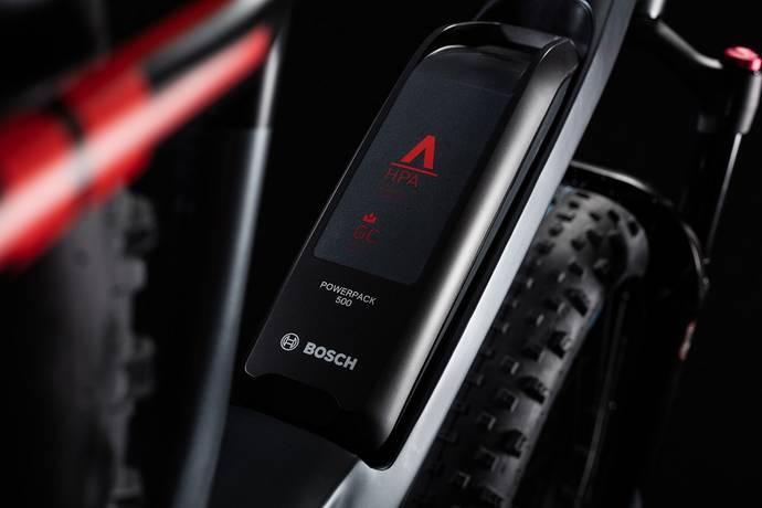 Cube Nutrail Hybrid 500 electric Mountain Bike Battery - 2018