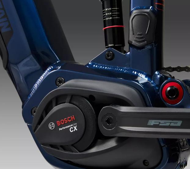 Decathlon-Stilus-Full-Suspension-Electric-Mountain-Bike-Bosch-CX-motor