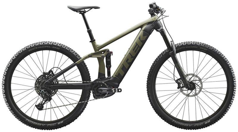 Trek Rail 5 625W Mountain Bike 2021