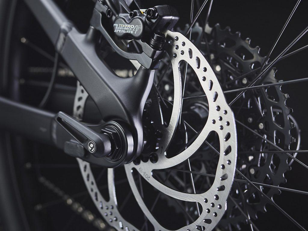 Trek Rail 5 625W Electric Mountain Bike 2021