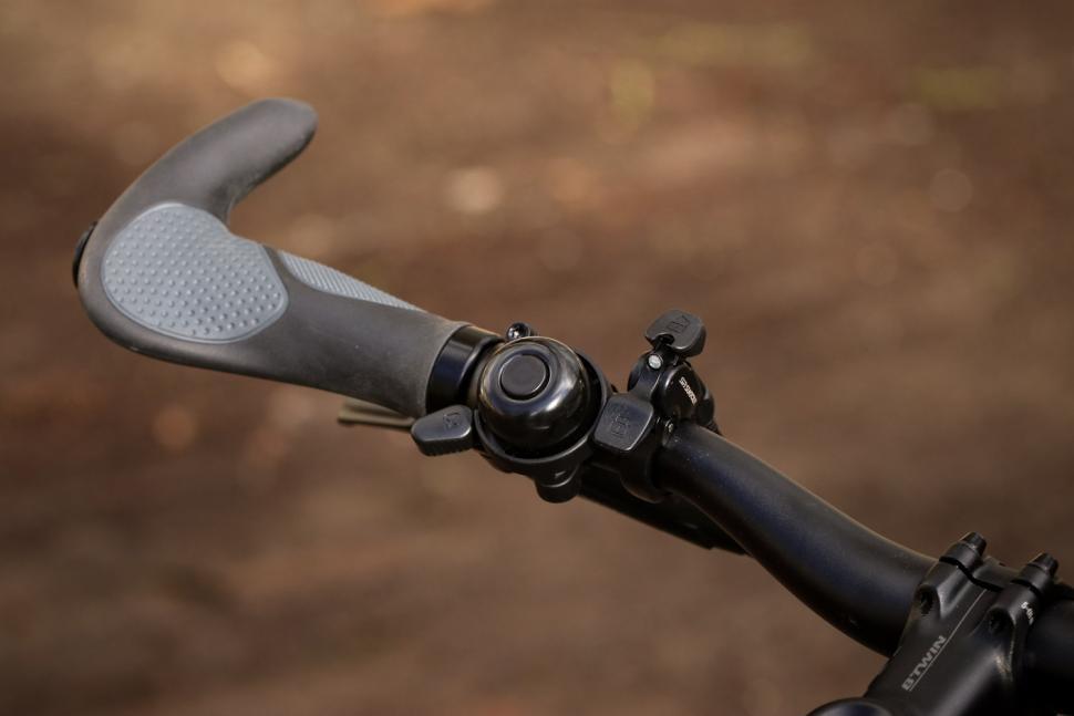 Riverside Original 920 E Electric Hybrid Bike - 2020. Bell and fork lock