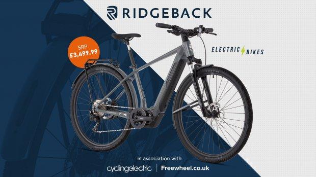 ridgeback advance ebike
