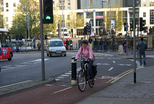 cycling highway code