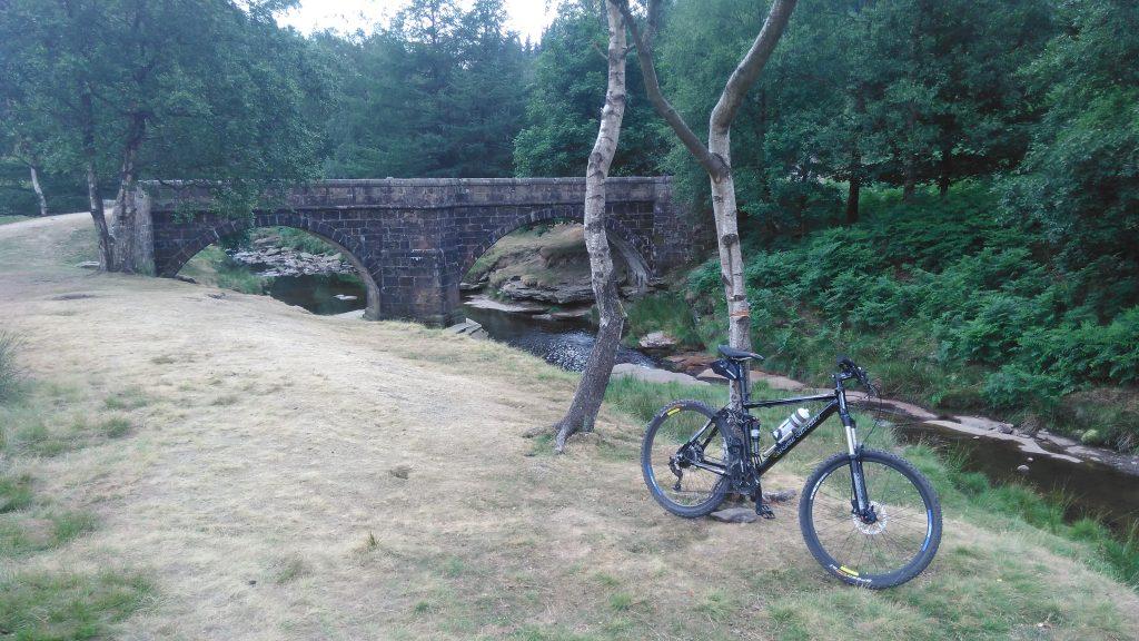Ladybower Cycle Trail