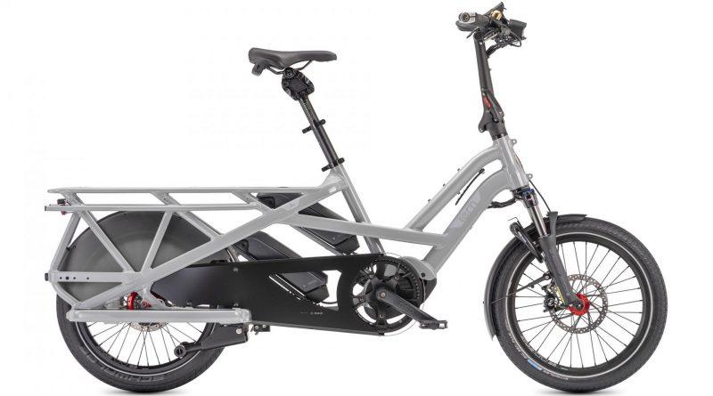 Tern GSD R14 Cargo Bike