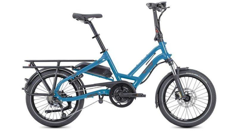 Tern HSD P9 Electric Cargo Bike - 2021.