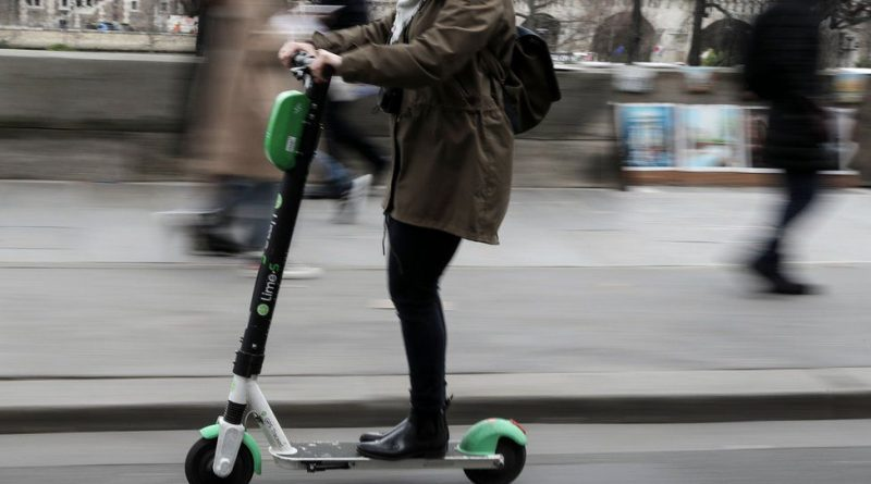 e scooters law
