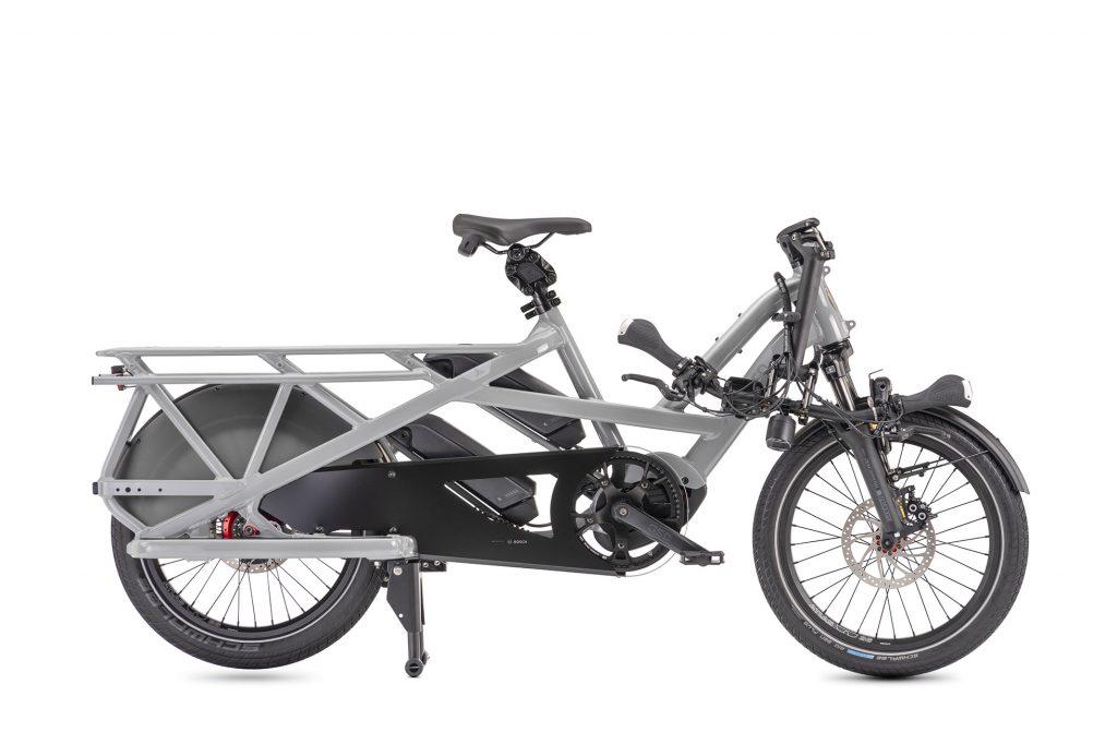 Tern GSD R14 electric cargo bike