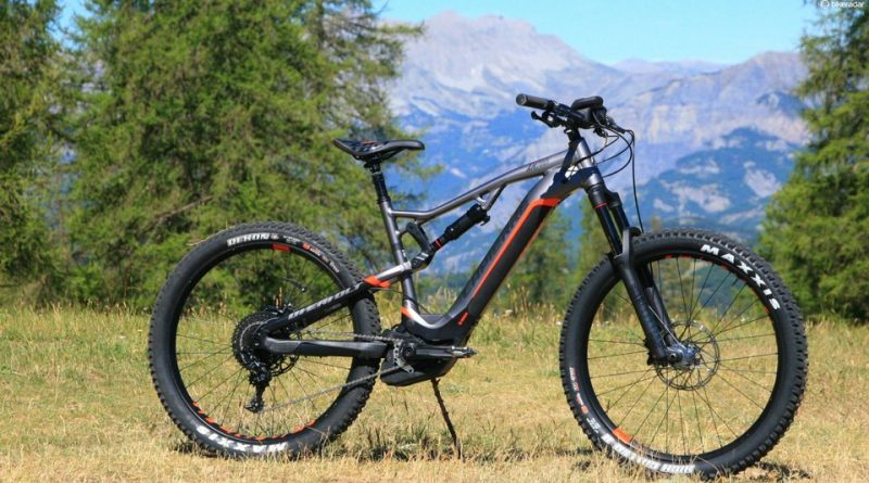Lapierre Overvolt AM 700i 27.5 Plus Electric Bike 2018