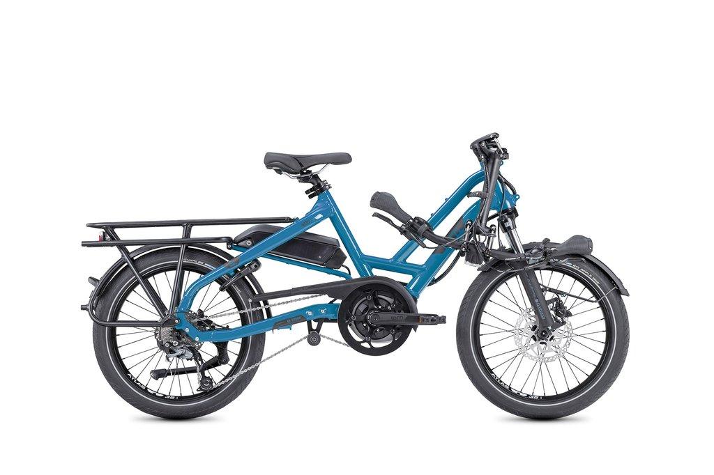 Tern HSD P9 Electric Cargo Bike - 2021