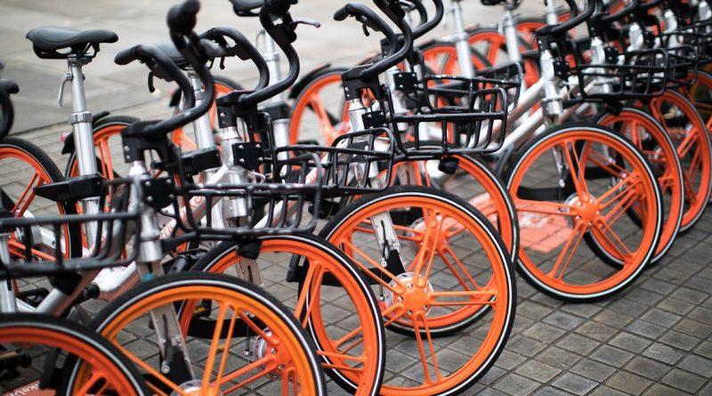 bike share schemes